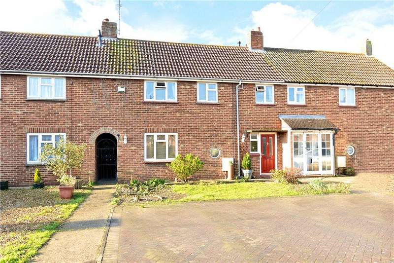 3 Bedrooms Terraced House for sale in Bellway, Woburn Sands, Milton Keynes, Buckinghamshire