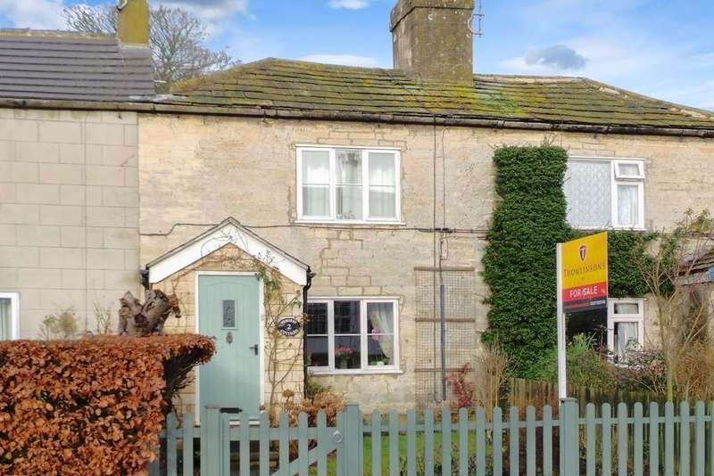 3 Bedrooms Cottage House for sale in Nursery Cottages, Wighill, Tadcaster, LS24 8BQ
