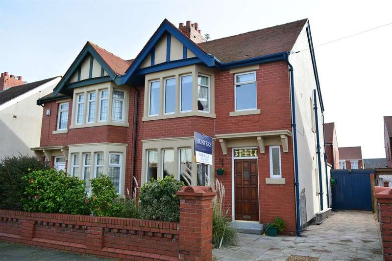 3 Bedrooms Semi Detached House for sale in Primrose Ave, South Shore, Blackpool, FY4 2LJ