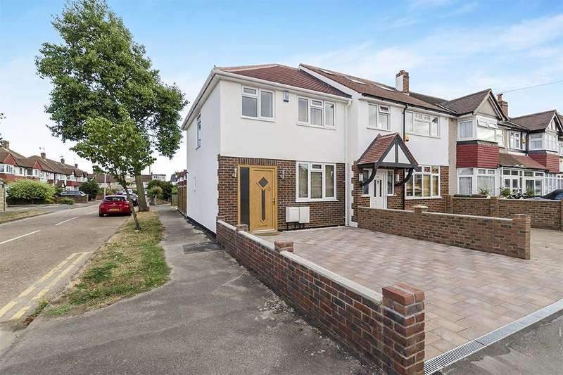 2 Bedrooms Semi Detached House for sale in Culvers Avenue, Carshalton, SM5