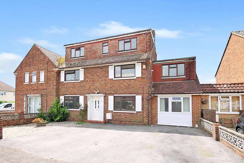 9 Bedrooms Semi Detached House for sale in Mansell Road, Shoreham-by-Sea, BN43 6GP