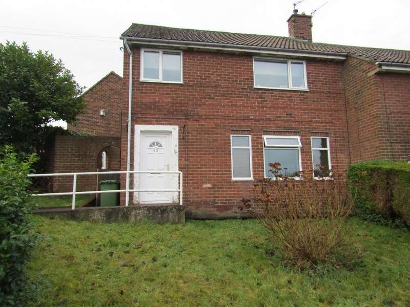 3 Bedrooms Semi Detached House for sale in Milton Road, Whickham, Whickham, Tyne and Wear, NE16 3JD