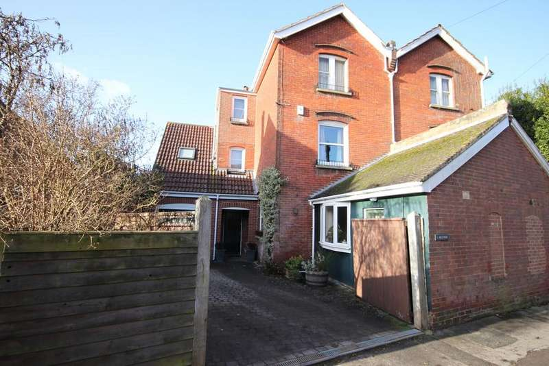 6 Bedrooms Semi Detached House for sale in ELM GROVE, SALISBURY, WILTSHIRE
