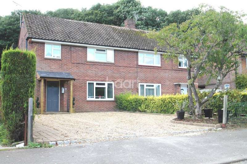 3 Bedrooms Semi Detached House for sale in Walliswood