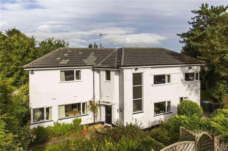 5 Bedrooms Detached House for sale in Highway, Guiseley, Leeds, West Yorkshire