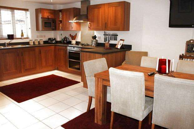 4 Bedrooms Detached House for sale in The Hay Fields, Rainworth, Mansfield, NG21