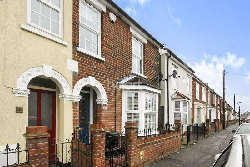 2 Bedrooms Semi Detached House for sale in New Town