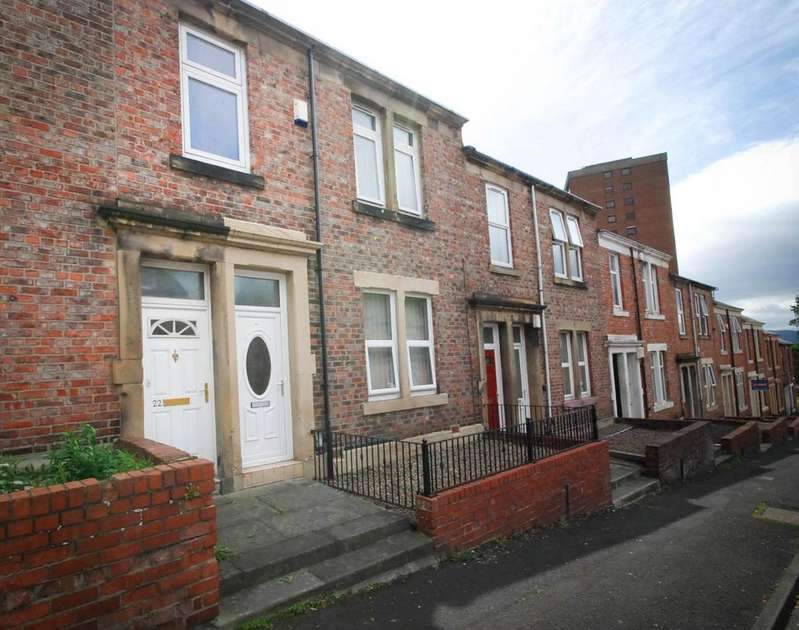 1 Bedroom Flat for sale in Rectory Place, Gateshead