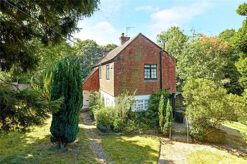 4 Bedrooms Detached House for sale in Main Road, Knockholt, Sevenoaks, Kent, TN14
