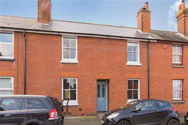 3 Bedrooms Terraced House for sale in Lancaster Road, Canterbury