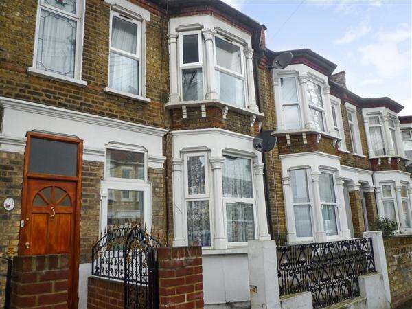 2 Bedrooms Apartment Flat for sale in Salcombe Road, Walthamstow