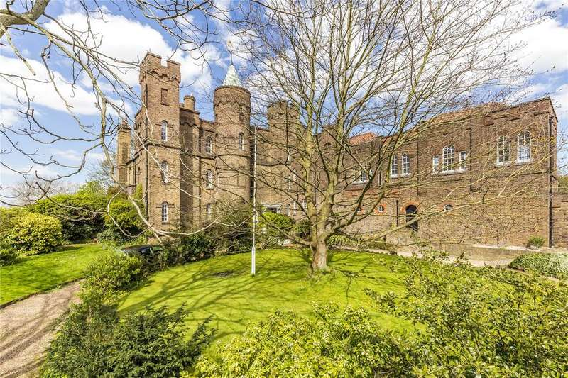 5 Bedrooms House for sale in Vanbrugh Castle, 121 Maze Hill, London, SE10