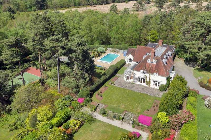 8 Bedrooms Detached House for sale in Chelwood Gate, Sussex, RH17