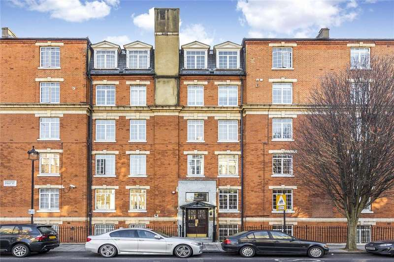 3 Bedrooms Apartment Flat for sale in Marble Arch Apartments, 11 Harrowby Street, London, W1H