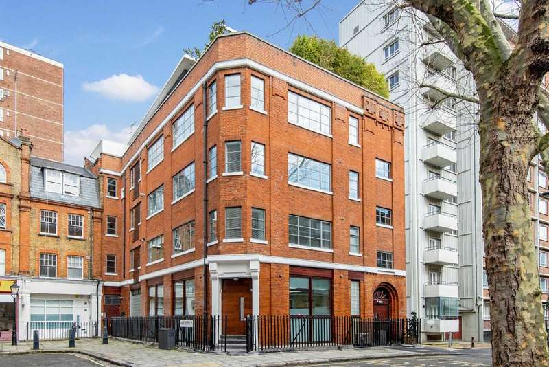 2 Bedrooms Flat for sale in New North Street, WC1N