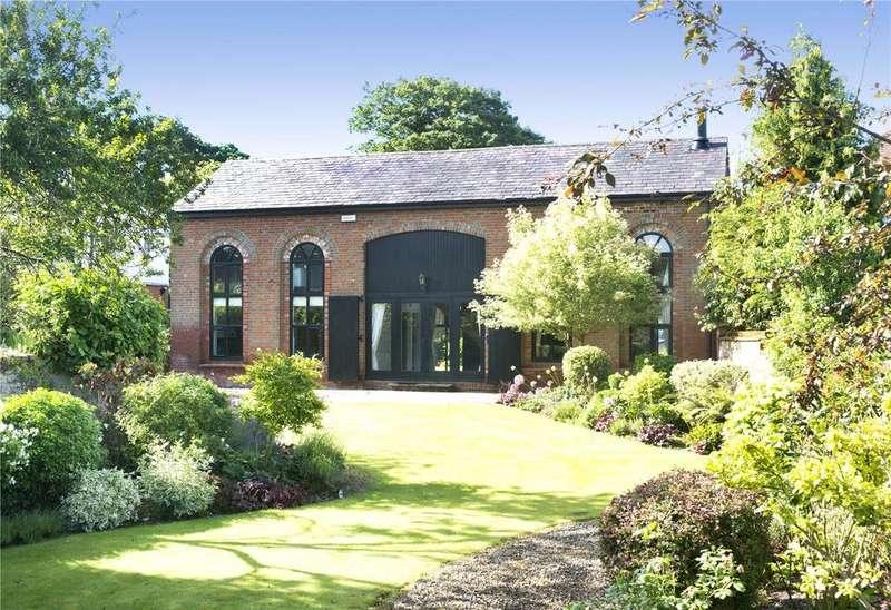 3 Bedrooms Detached House for sale in Blackhall Place, Blackhall Lane, Sevenoaks, Kent, TN15