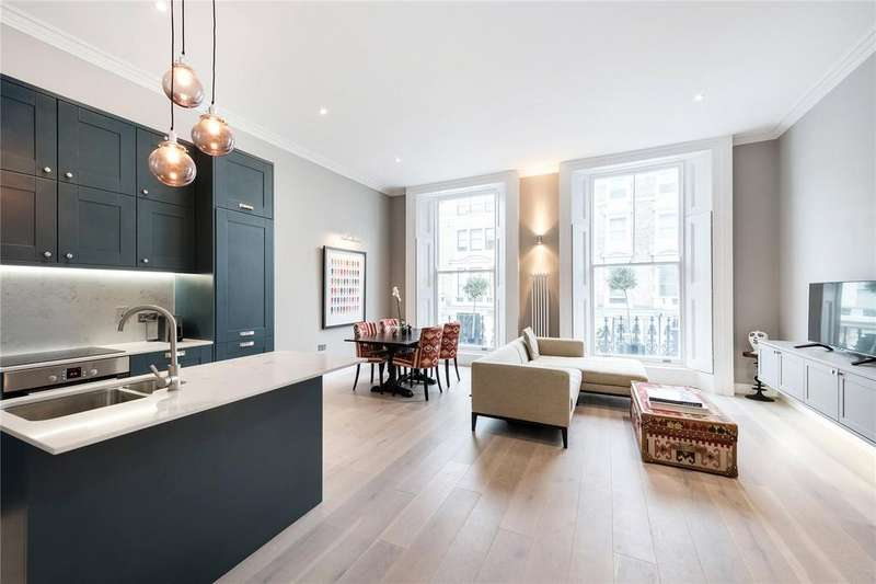 1 Bedroom Flat for sale in Arundel Gardens, Notting Hill, London, W11