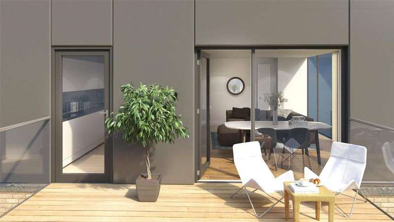 3 Bedrooms Flat for sale in Plot 92 - The Botanics, Glasgow, G12