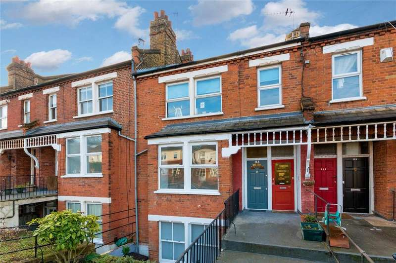 2 Bedrooms Maisonette Flat for sale in Auckland Hill, London, SE27