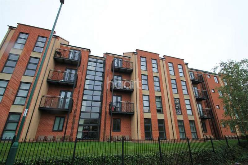 2 Bedrooms Flat for sale in Templars Court, Radford