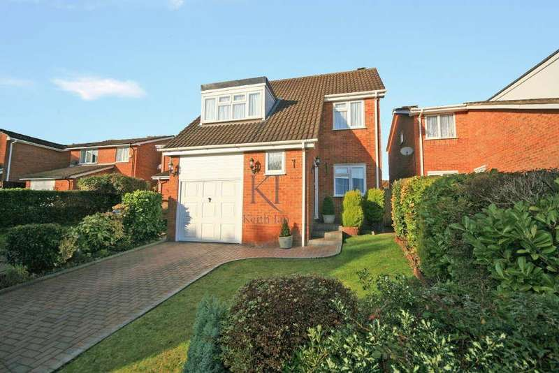 4 Bedrooms Detached House for sale in Greyfriars, Ware