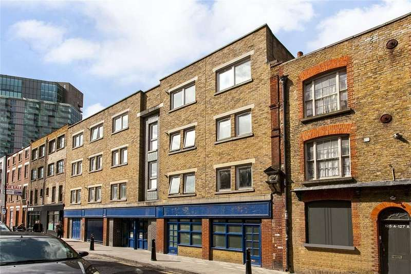 2 Bedrooms Flat for sale in Sclater Street, London, E1