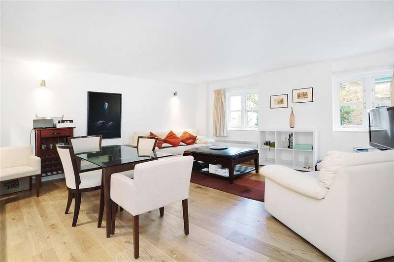 2 Bedrooms Apartment Flat for sale in Vogans Mill Wharf, 17 Mill Street, London, SE1