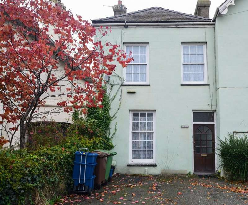 3 Bedrooms Semi Detached House for sale in Wellington Terrace, Caernarfon, North Wales