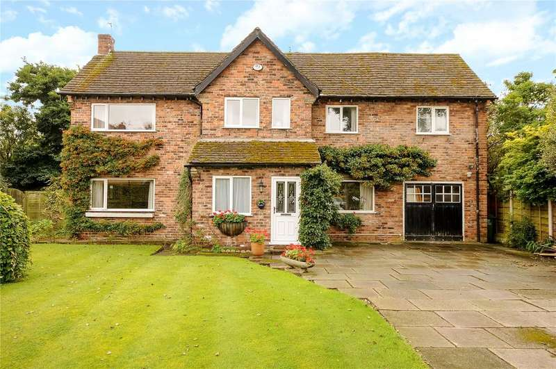 4 Bedrooms Detached House for sale in Eden Close, Wilmslow, Cheshire, SK9