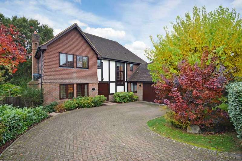 5 Bedrooms Detached House for sale in Ashford, TN25