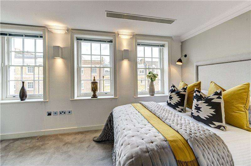 2 Bedrooms Flat for sale in Great Cumberland Place, Marylebone, London, W1H