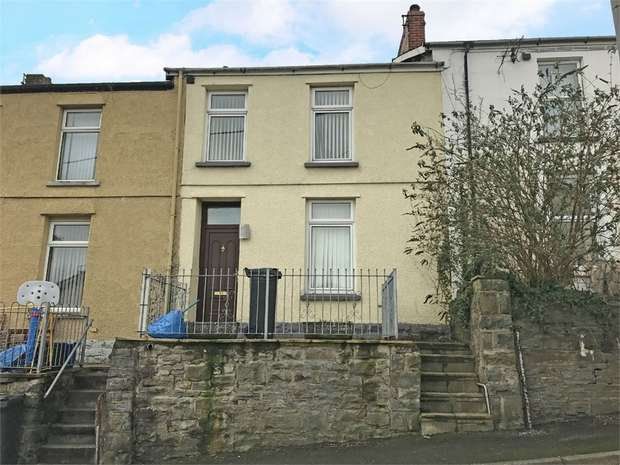 2 Bedrooms Terraced House for sale in Lower Thomas Street, Merthyr Tydfil, Mid Glamorgan