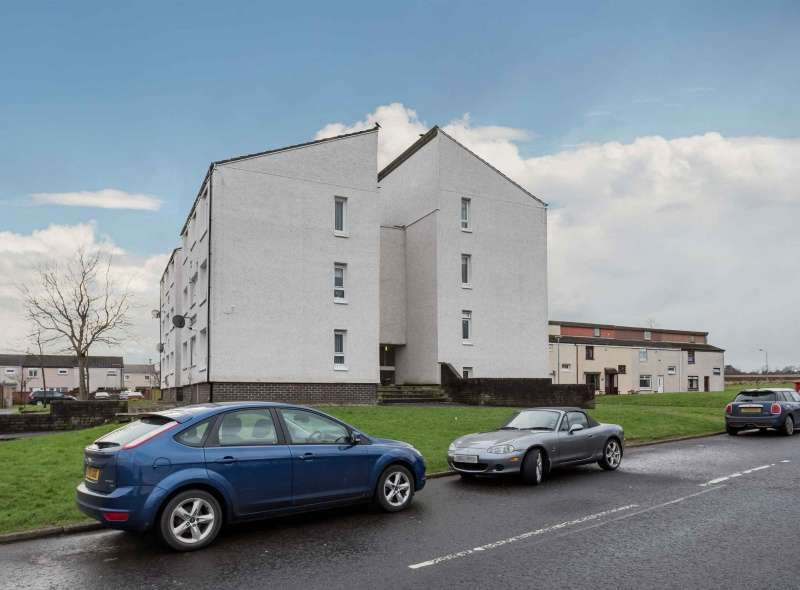 2 Bedrooms Flat for sale in Gilmartin Road, Linwood, Paisley, Renfrewshire, PA3 3SL