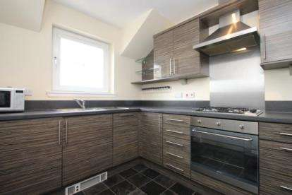 2 Bedrooms Flat for sale in Robert Breton Court, Larbert