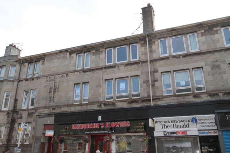 2 Bedrooms Flat for sale in High Street, Johnstone