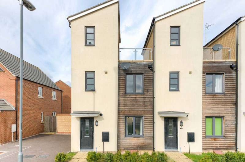 2 Bedrooms End Of Terrace House for sale in Wensleydale Cr, Oakridge Park