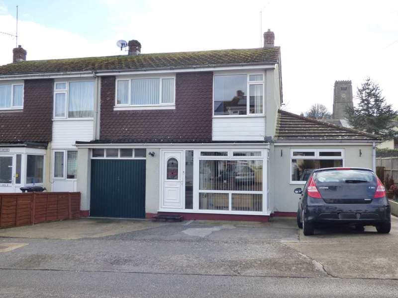 4 Bedrooms Semi Detached House for sale in Eden Park, Brixham