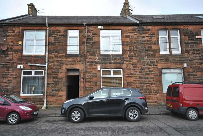 1 Bedroom Flat for sale in New Mill Road, Kilmarnock, KA1 3JF