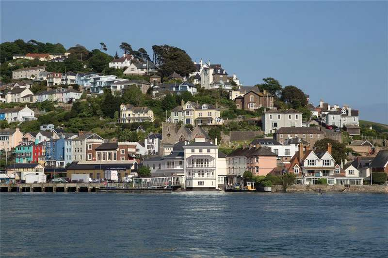 3 Bedrooms Flat for sale in Royal Dart, Kingswear, Dartmouth, Devon, TQ6
