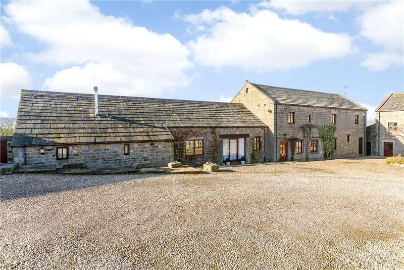 5 Bedrooms Detached House for sale in Swinsty Fold, Norwood, Harrogate, North Yorkshire, HG3