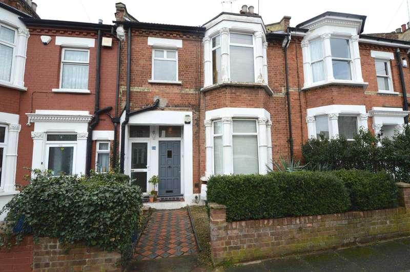 2 Bedrooms Maisonette Flat for sale in Bellevue Road, London