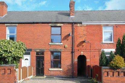 2 Bedrooms House for sale in Avenue Road, Chesterfield, Derbyshire