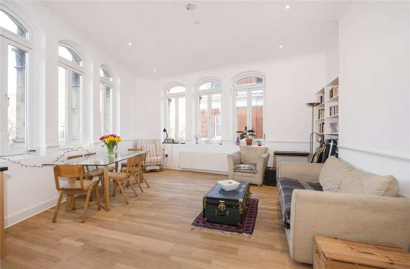 2 Bedrooms House for sale in Covent Garden, London