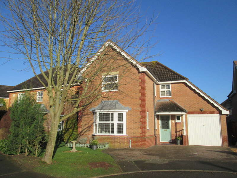 4 Bedrooms Detached House for sale in Nesfield Grove, Hampton-In-Arden