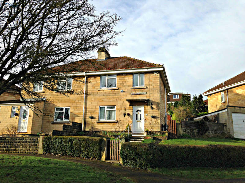 3 Bedrooms Semi Detached House for sale in Southdown Avenue, Bath