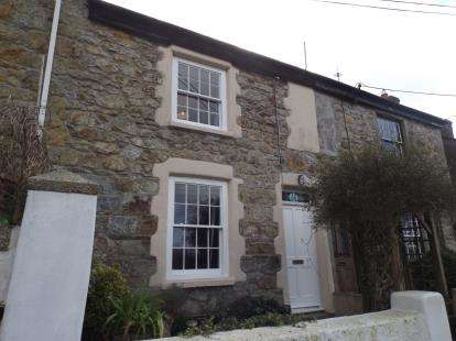 2 Bedrooms Cottage House for sale in Helston, Cornwall