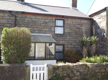 2 Bedrooms Terraced House for sale in Pendeen, Penzance, Cornwall
