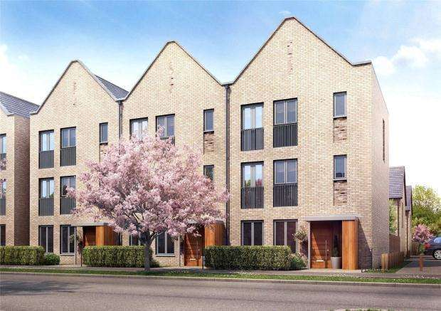 4 Bedrooms House for sale in Trumpington Meadows, Hauxton Road, Cambridge