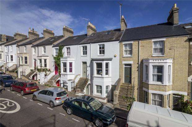 5 Bedrooms Town House for sale in Hertford Street, Cambridge