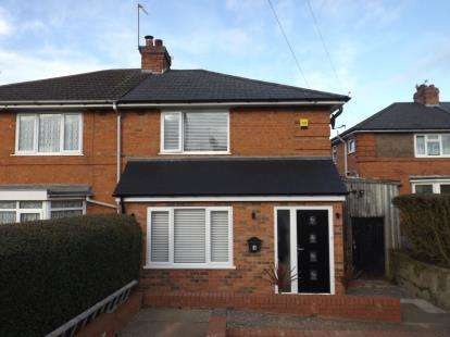 3 Bedrooms Semi Detached House for sale in Elmdale Grove, Northfield, Birmingham, West Midlands